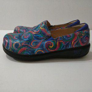 Alegria Keli PRO Swirly Goodness Professional Shoe